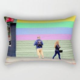 Just One Look Rectangular Pillow