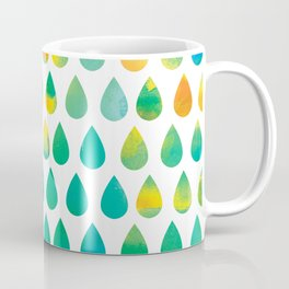 Monsoon Rain Coffee Mug