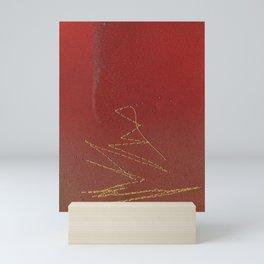 Dictionay of Obscure Sorrows - Rubatosis Mini Art Print