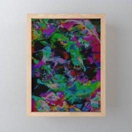 Sweep Me off My Feet Framed Mini Art Print
