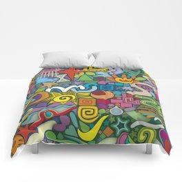 Fulfilled Tree Comforters