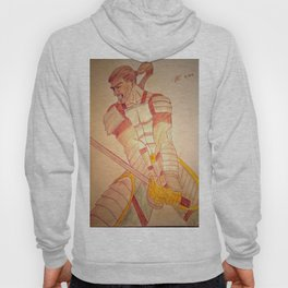 Warrior Enraged Hoody