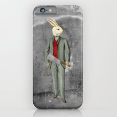 Easter bunny iPhone 6 Slim Case