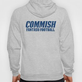 Fantasy Football Commish Hoody