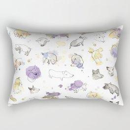 Pigs Rectangular Pillow