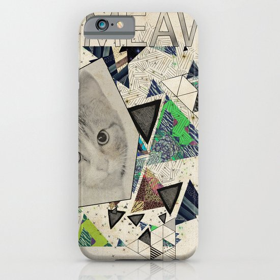 ░ MEAW ░ iPhone & iPod Case