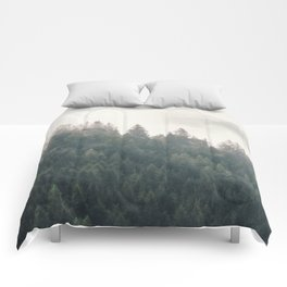 Deep in the Forest Comforters