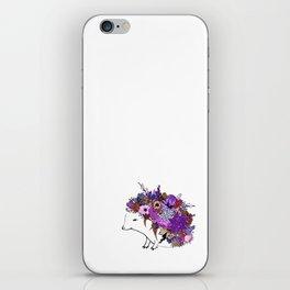 PorkyPorcupine iPhone Skin