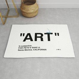 """ART"" Rug"