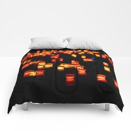 Floating Laterns Comforters