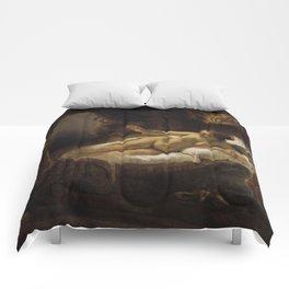 """Rembrandt Harmenszoon van Rijn, """"Danae"""", 1636 Comforters"""