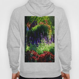 Floral Fusion Hoody