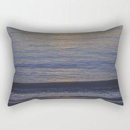 this is water Rectangular Pillow