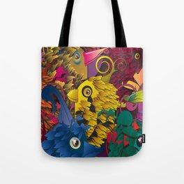 Cuckoos Tote Bag