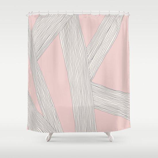 D22 Shower Curtain