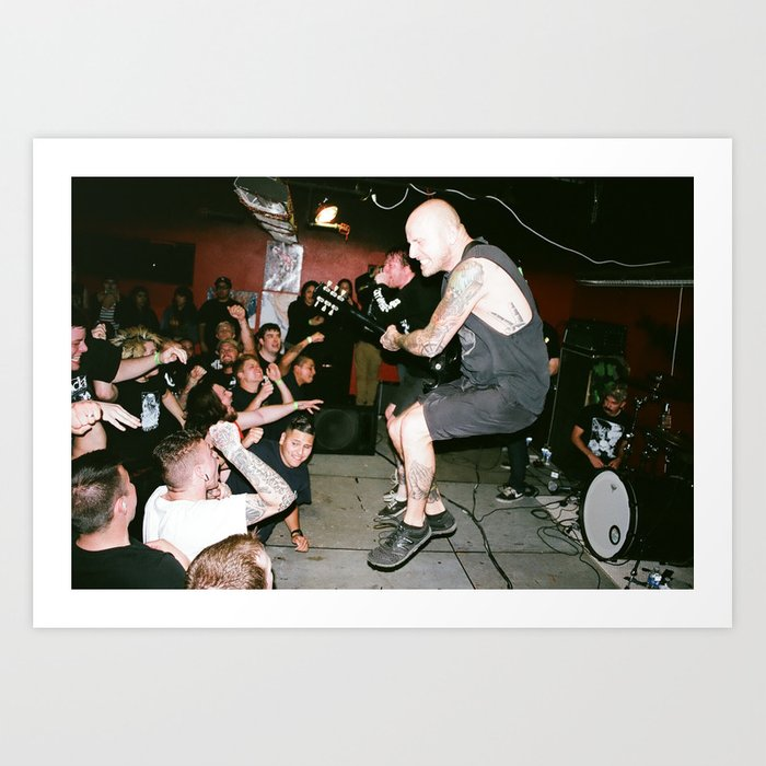 Comeback Kid Art Print