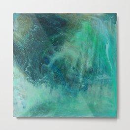 Abstract No. 339 Metal Print