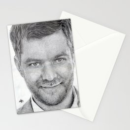 Joshua Jackson ~ Peter Bishop Stationery Cards