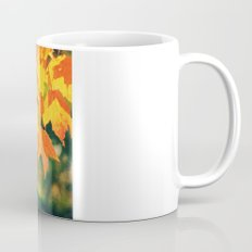 Lovely Yellow Leaves Mug