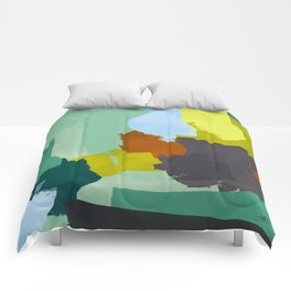 Palette for young people Comforters