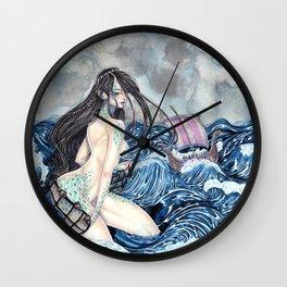 Ran's Road Wall Clock