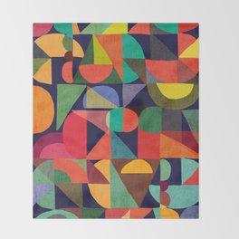 Color Blocks Decke