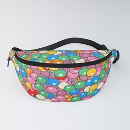 Unicorn Gumball Poop Fanny Pack