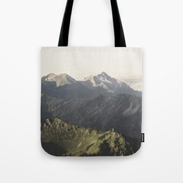 Wild Hearts - Landscape Photography Tote Bag