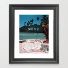 SALTWOOD Framed Art Print