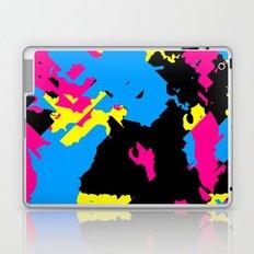 ColorQuake Laptop & iPad Skin