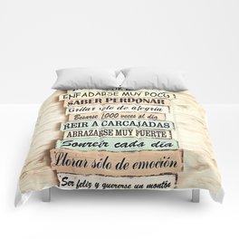 Normas de la casa Comforters
