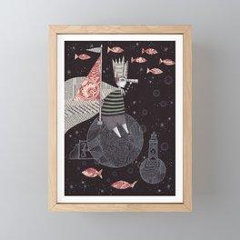 Five Hundred Million Little Bells (3) Framed Mini Art Print