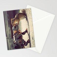 Grimlock vs Munkzilla Stationery Cards