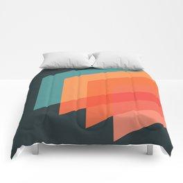 Horizons 02 Comforters