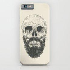 The beard is not dead iPhone 6 Slim Case