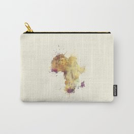 Africa map 5 #africa Carry-All Pouch