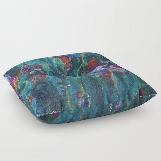 Treasure Floor Pillow