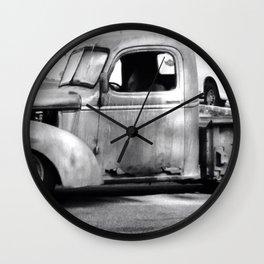 Rat Rod Wall Clock