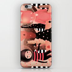 The magical mountain we shared - Muxxi X Paul Pierrot iPhone & iPod Skin