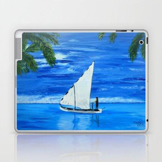 Sailing a way  Laptop & iPad Skin