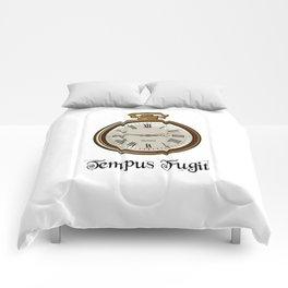 Tempus Fugit Comforters