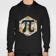 Math in color (little) Hoody