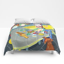 Little chef Comforters
