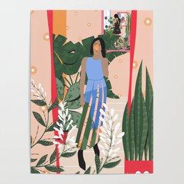 Plant Girl #4 Poster