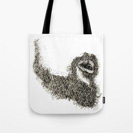 Jazz Beard Tote Bag