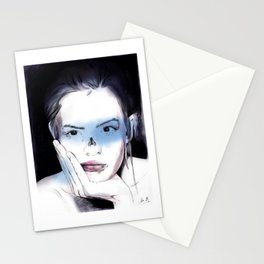 The fly. Stationery Cards