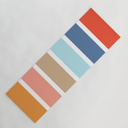 Six Stripes Yoga Mat