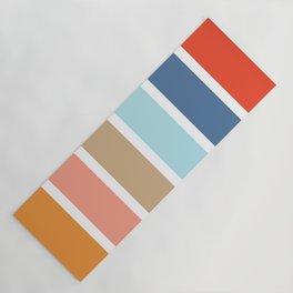 Six Stripes Yoga Mat