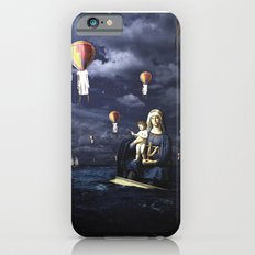 Madonna with Child (on the high sea) iPhone 6s Slim Case
