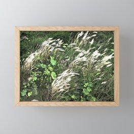 Sea Grass Framed Mini Art Print